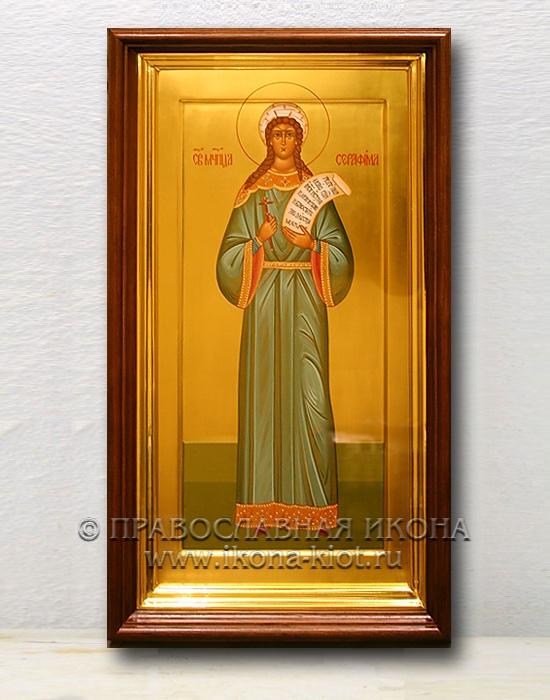 Икона «Серафима Римская, мученица» (образец №6)