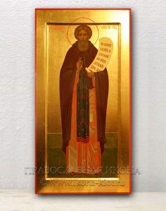 Икона «Сергий Радонежский, преподобный» (образец №2)
