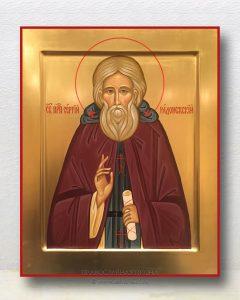 Икона «Сергий Радонежский, преподобный» (образец №12)