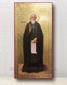 Икона «Сергий Радонежский, преподобный» (образец №26)
