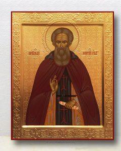 Икона «Сергий Радонежский, преподобный» (образец №31)