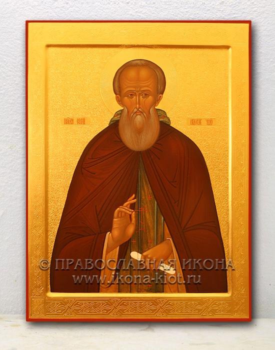 Икона «Сергий Радонежский, преподобный» (образец №32)