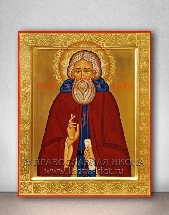 Икона «Сергий Радонежский, преподобный» (образец №33)