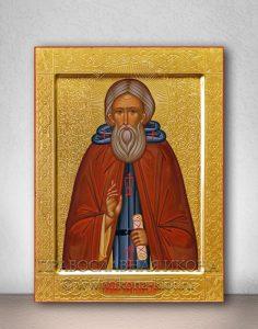 Икона «Сергий Радонежский, преподобный» (образец №34)