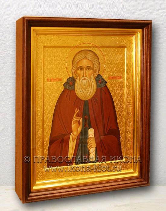 Икона «Сергий Радонежский, преподобный» (образец №42)