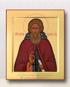 Икона «Сергий Радонежский, преподобный» (образец №43)