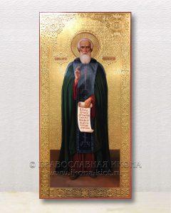Икона «Сергий Радонежский, преподобный» (образец №48)