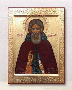 Икона «Сергий Радонежский, преподобный» (образец №50)