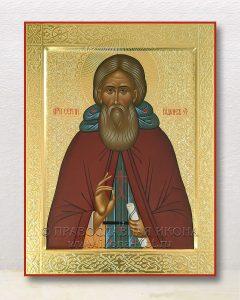 Икона «Сергий Радонежский, преподобный» (образец №52)