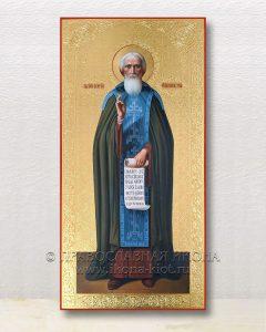 Икона «Сергий Радонежский, преподобный» (образец №53)