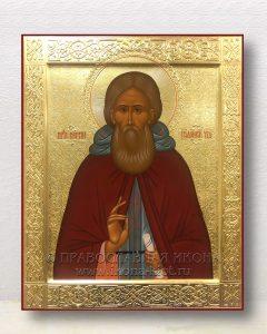 Икона «Сергий Радонежский, преподобный» (образец №57)