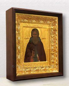Икона «Сергий Радонежский, преподобный» (образец №58)