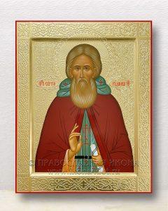Икона «Сергий Радонежский, преподобный»