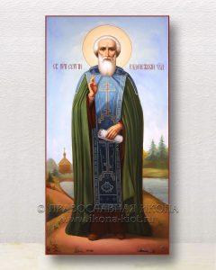 Икона «Сергий Радонежский, преподобный» (образец №66)