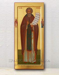 Икона «Сергий Радонежский, преподобный» (образец №7)