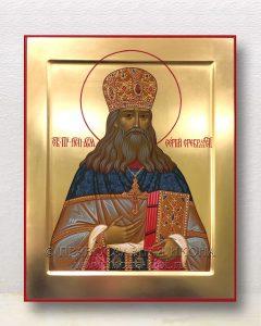 Икона «Сергий Сребрянский, преподобноисповедник» (образец №3)