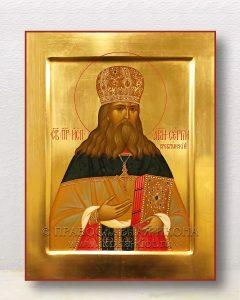 Икона «Сергий Сребрянский, преподобноисповедник» (образец №1)