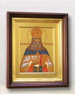 Икона «Сергий Сребрянский, преподобноисповедник» (образец №4)