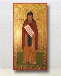 Икона «Сергий Валаамский, чудотворец» (образец №2)