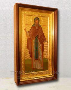 Икона «Сергий Валаамский, чудотворец» (образец №4)