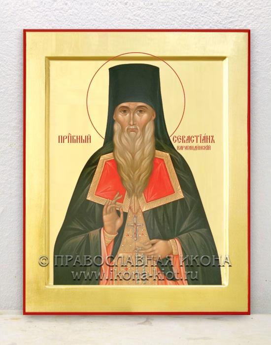 Икона «Севастиан Карагандинский» (образец №2)