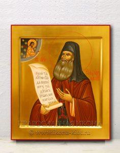 Икона «Силуан Афонский, преподобный» (образец №1)