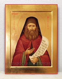 Икона «Силуан Афонский, преподобный» (образец №2)