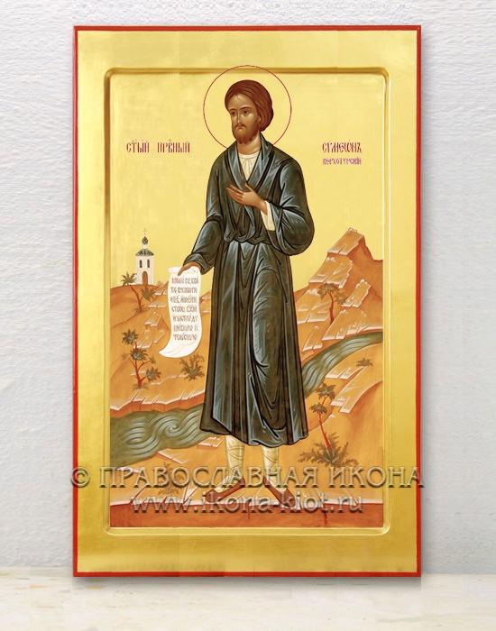 Икона «Симеон Верхотурский, праведный» (образец №1)