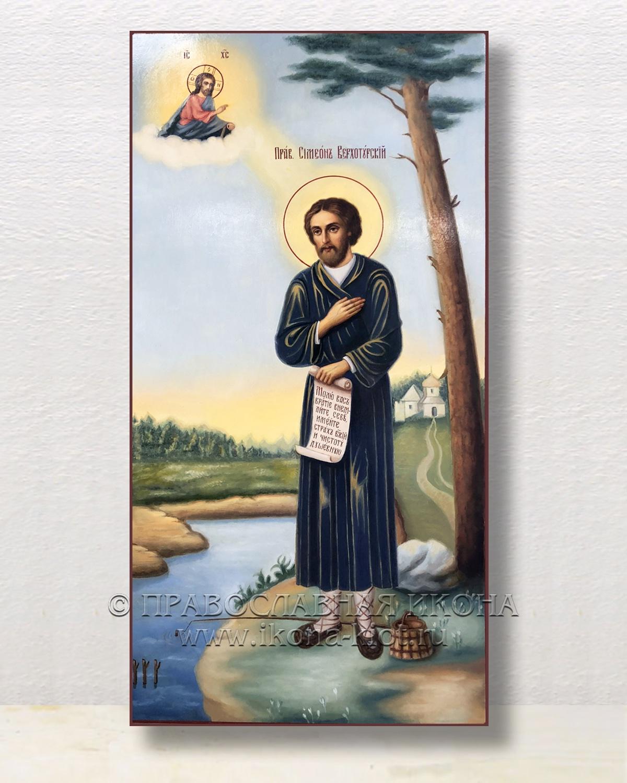 Икона «Симеон Верхотурский, праведный» (образец №2)