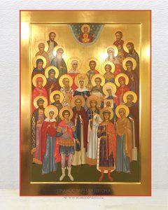 Икона «Собор святых»
