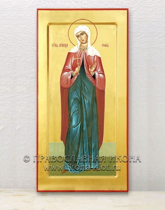 Икона мученица София, икона Софии ...: www.ikona-kiot.ru/ikona/sofiya-muchenica.html