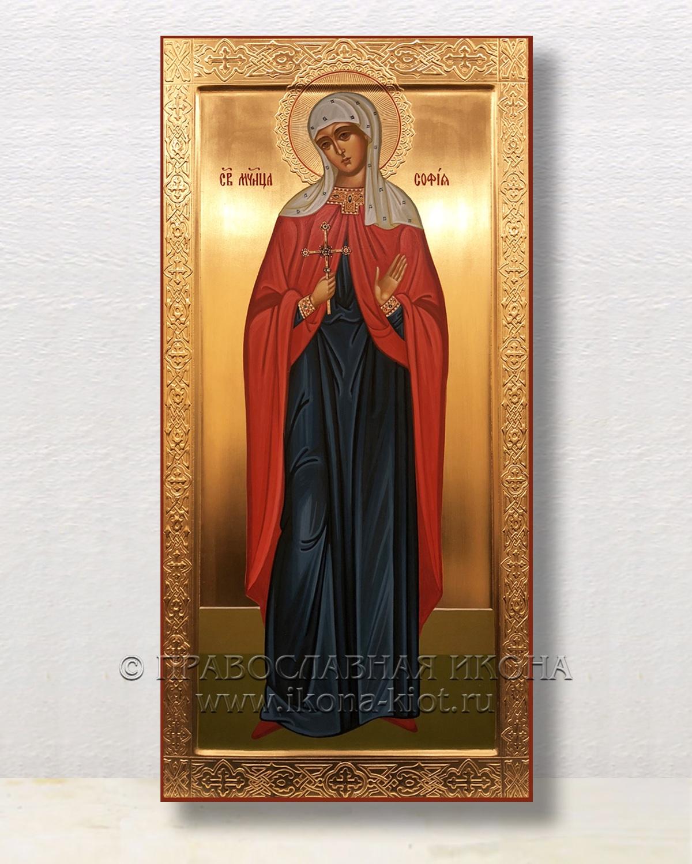 Икона «София Римская, мученица» (образец №4)