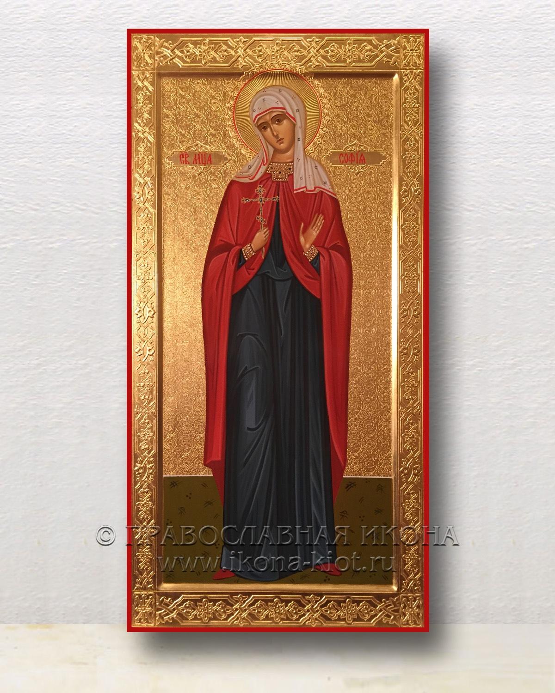 Икона «София Римская, мученица» (образец №6)