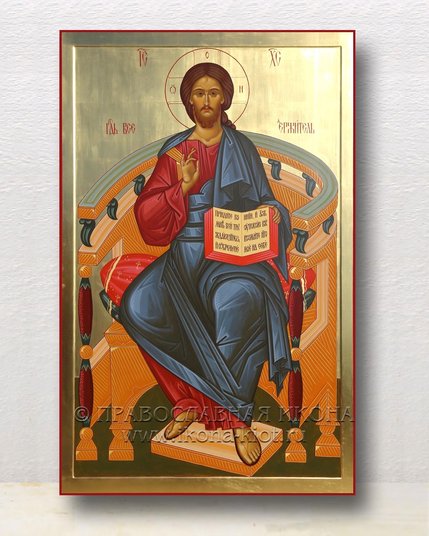 Икона «Спас на троне»