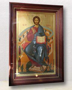 Икона «Спас на троне» (образец №2)