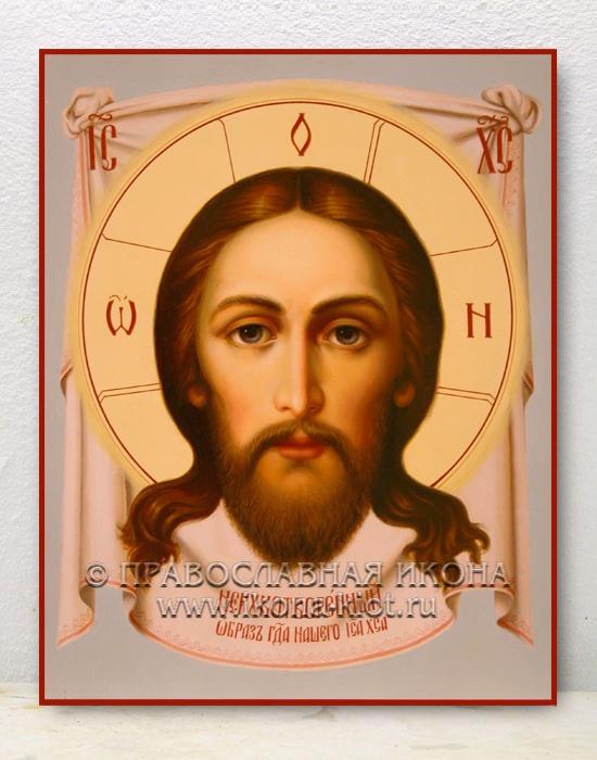 Икона «Спас Нерукотворный» (образец №10)