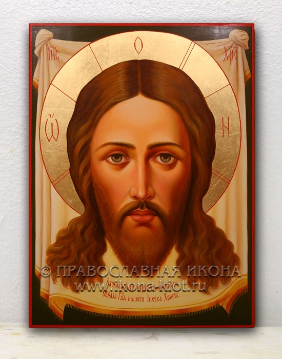 Икона «Спас Нерукотворный» (образец №12)