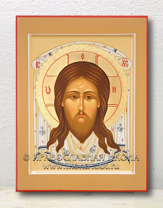 Икона «Спас Нерукотворный» (образец №19)