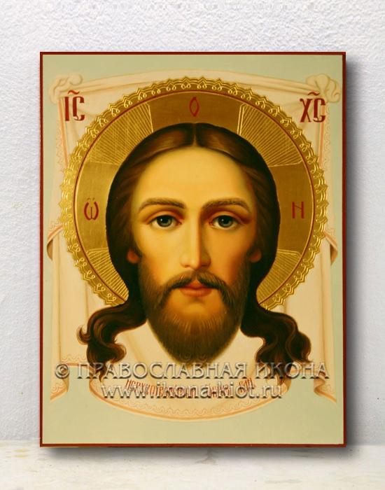 Икона «Спас Нерукотворный» (образец №24)