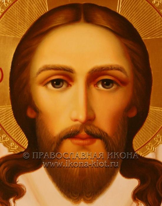 Икона «Спас Нерукотворный» (образец №25)