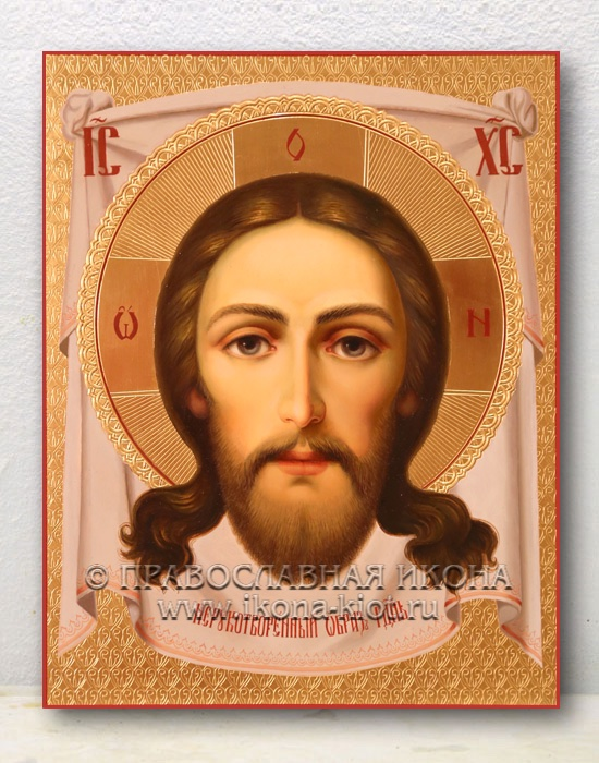 Икона «Спас Нерукотворный» (образец №27)