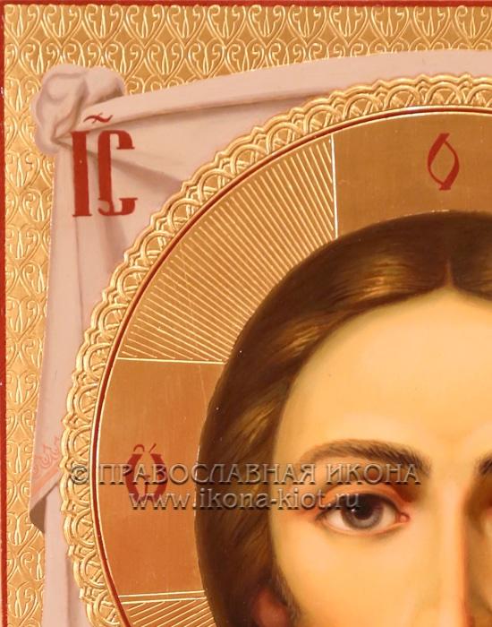 Икона «Спас Нерукотворный» (образец №28)