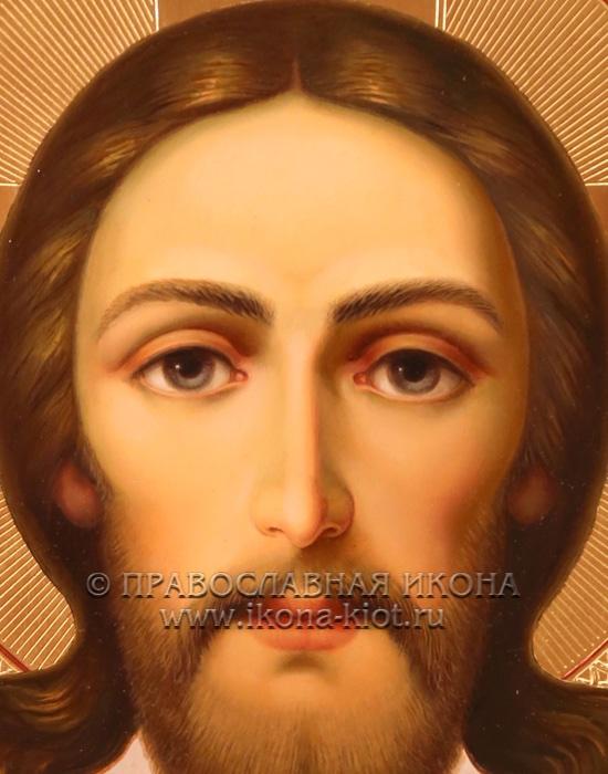 Икона «Спас Нерукотворный» (образец №29)