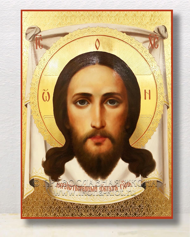 Икона «Спас Нерукотворный» (образец №30)