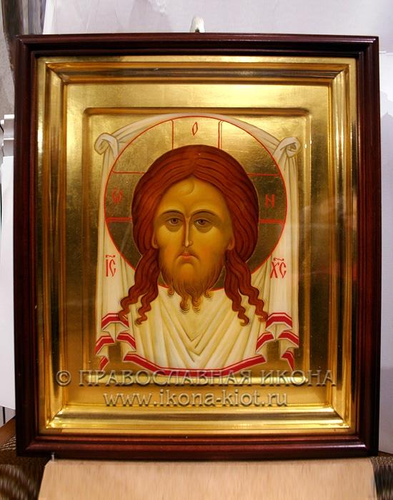 Икона «Спас Нерукотворный» (образец №33)