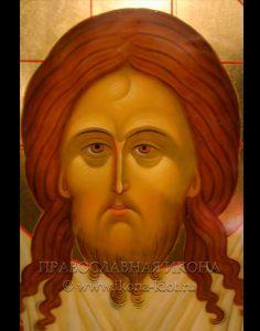 Икона «Спас Нерукотворный» (образец №34)