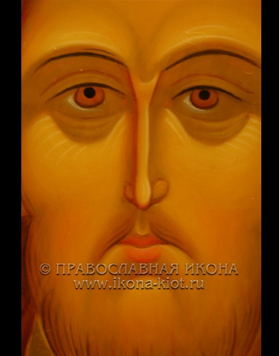 Икона «Спас Нерукотворный» (образец №35)