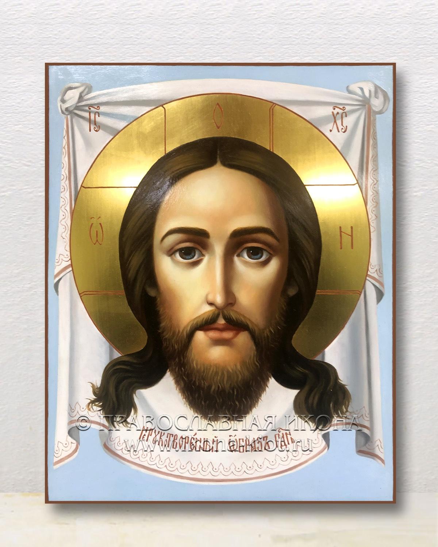 Икона «Спас Нерукотворный» (образец №38)