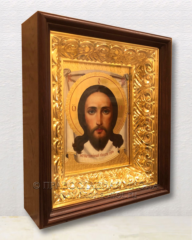 Икона «Спас Нерукотворный» (образец №40)