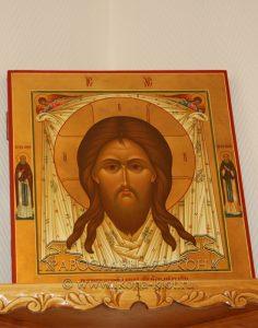 Икона «Спас Нерукотворный» (образец №5)